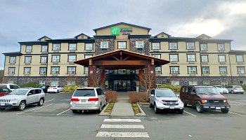 Holiday Inn Courtenay BC