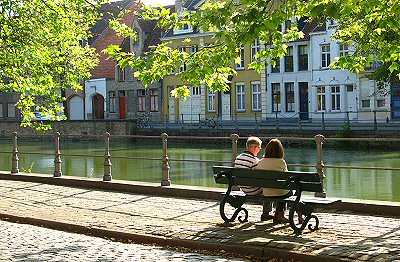 Bruges - Honeymoon Destination in Belgium