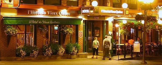 L'Hotel du Vieux-Quebec