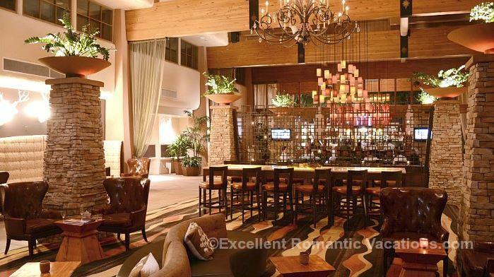 FireSky Resort Hotel Lobby