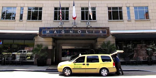 Magnolia Hotel, Houston TX