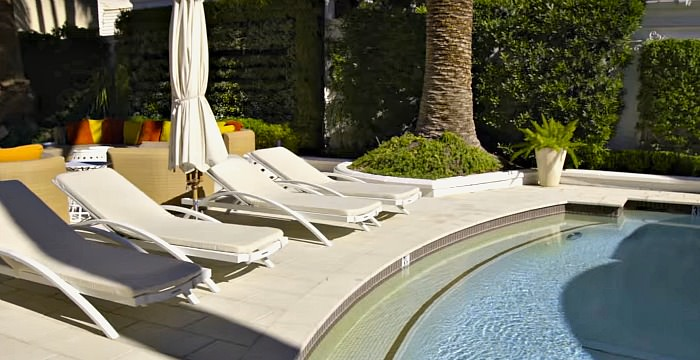 Hotel Suite with a Private Pool