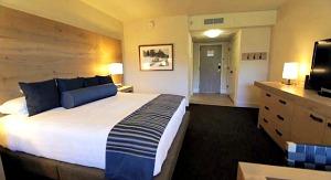 King room, Hyatt Regency Lake Tahoe