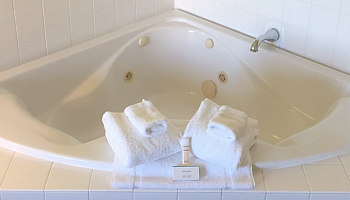 Indianapolis Spa Tub Hotel Suite