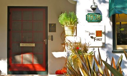 Inn on First Romantic B&B, Napa, CA