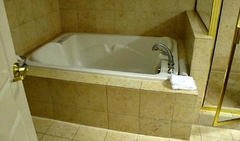 Atlanta GA Spa Tub Suite - Wingate Wyndham