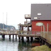 La Conner, WA Waterfront
