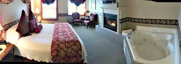 Deluxe King Suite, Wild Iris Inn