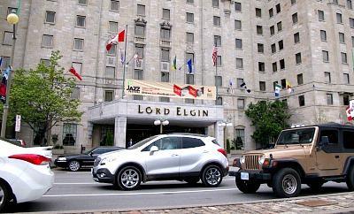 Lord Elgin Hotel, Ottawa ON