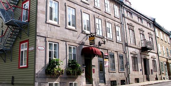 Maison du Fort - Romantic Quebec City Inn