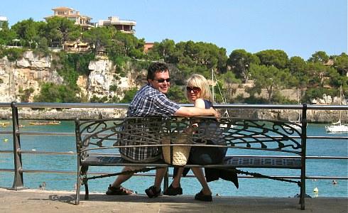 Romantic Spot by the Sea, Porto Cristo, Mallorca