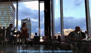 Mandarin Bar, Mandarin Oriental Hotel, Las Vegas