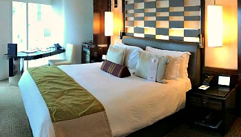 Mandarin Oriental Suite Las Vegas