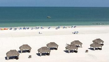 Beach Huts, Marco Island FL