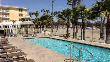 Marina del Rey California Beach Hotel