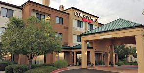 Marriott Courtyard Colorado Springs Hotel