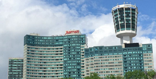 Marriott Fallsview Niagara Falls Hotel