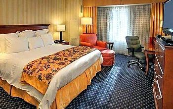 King Room Marriott Hartford CT