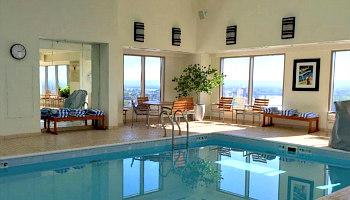 Hartford CT Hotel Pool
