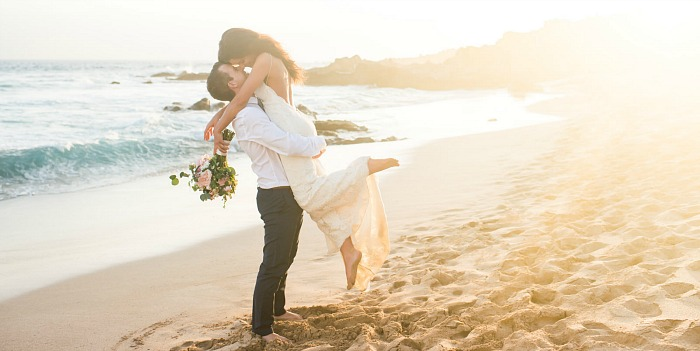 Maui Hawaii Beach Elopement