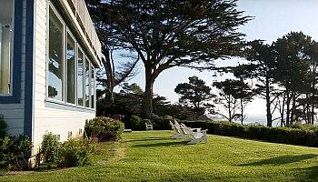 Mendocino CA Oceanview Hotel