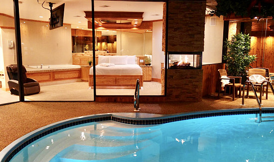 Wisconsin Hot Tub Suites Hotels Inns With Private Jetted Tubs