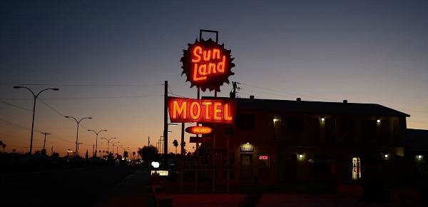 Sunland Motel, Mesa AZ