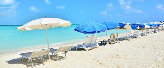 Mexico in January - Mayan Riviera Beach