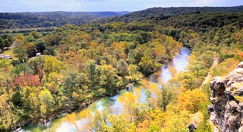 Missouri Scenery Autumn