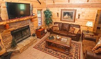 Romantic Missouri Cabin