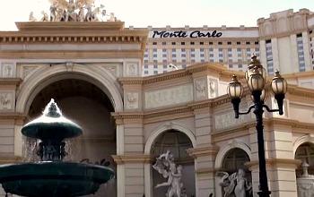Monte Carlo Resort in Las Vegas