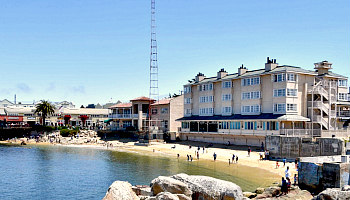 Monterey, California Beach Hotel