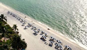 Beachfront Resort Naples FL