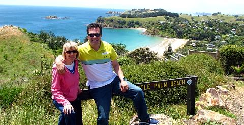 Honeymoon Spot on Waiheke Island, New Zealand