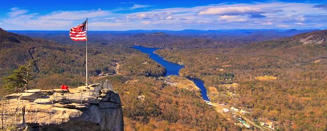 Romantic North Carolina