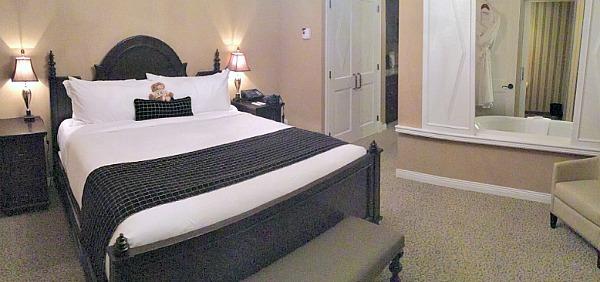 Room at the Oak Bay Beach Hotel