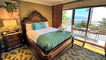 San Diego Hotel Room Oceanview