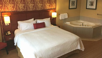 Romantic hotels in tulsa