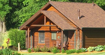 Romantic Oklahoma Cabin