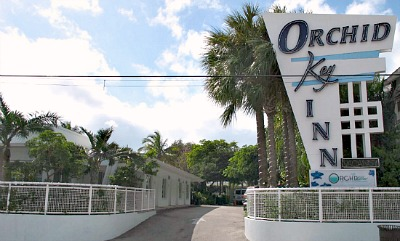 Orchid Key Inn, Key West FL
