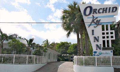 Orchid Key Inn, Key West FL