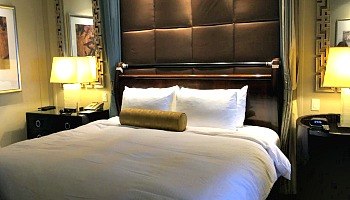 Palazzo Hotel Room