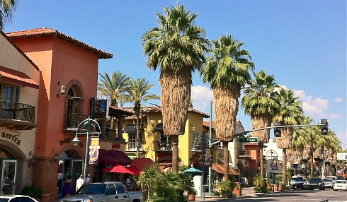 Palm Canyon Dr, Palm Springs, CA