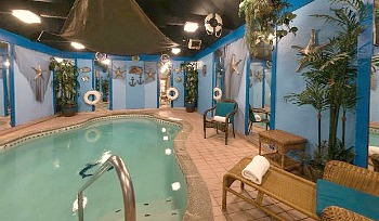 Pennsylvania Hotel Plunge Pool