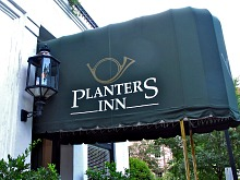 Planters Inn, Savannah, GA