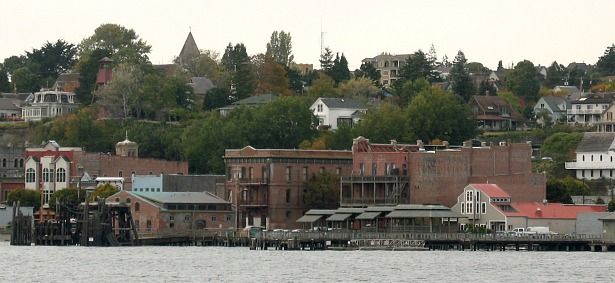 Historic Port Townsend, Washington State
