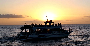 Maui Romantic Sunset Cruise on the Pride of Maui
