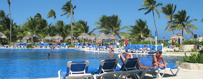 Resort Getaway in Mexico in March