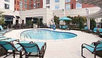 Residence Inn Downtown Pool, Little Rock