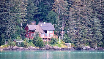 Alaska Waterfront Vacation Rental
